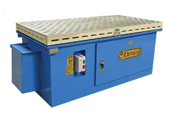 downdraft tables from aw machinery