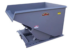 hoppers from aw machinery
