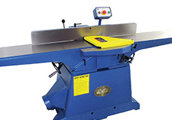 jointers from aw machinery