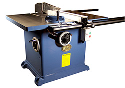 table saws from aw machinery
