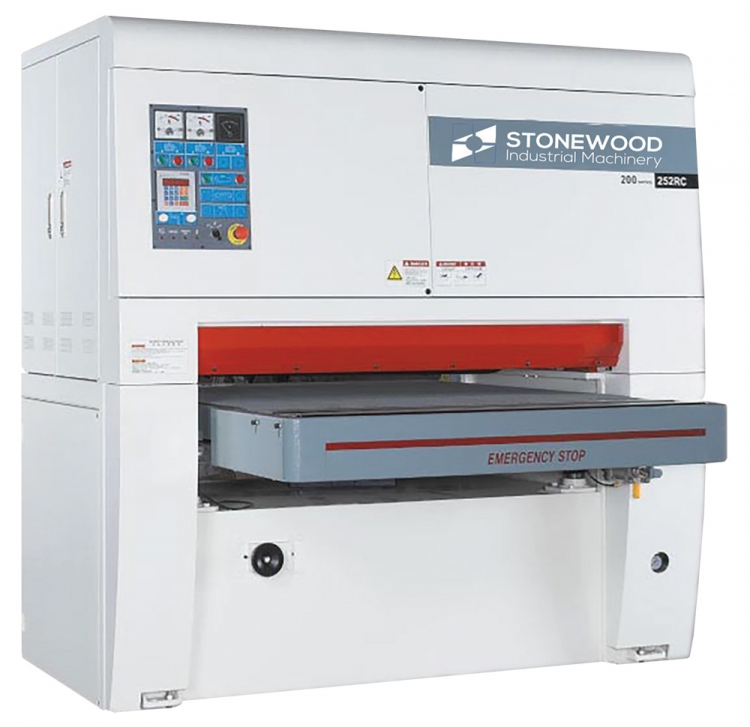 stonewood 200 series planer sander