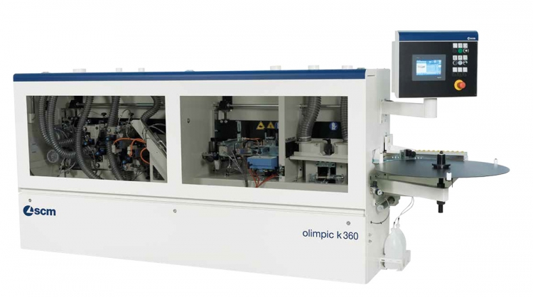 single sided automatic edgebander