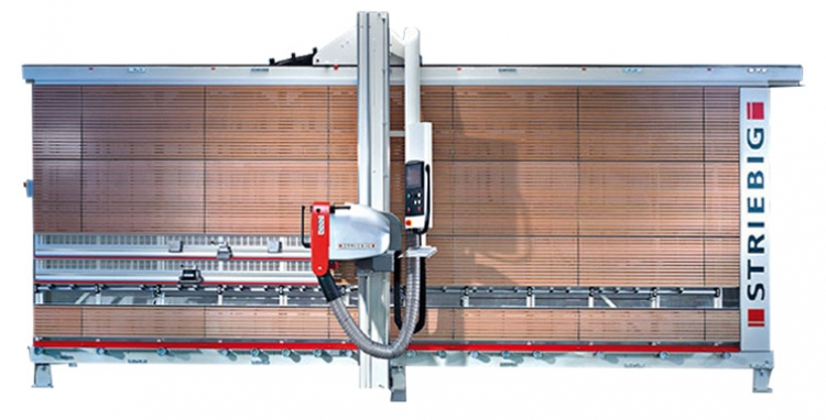 control vertical saw