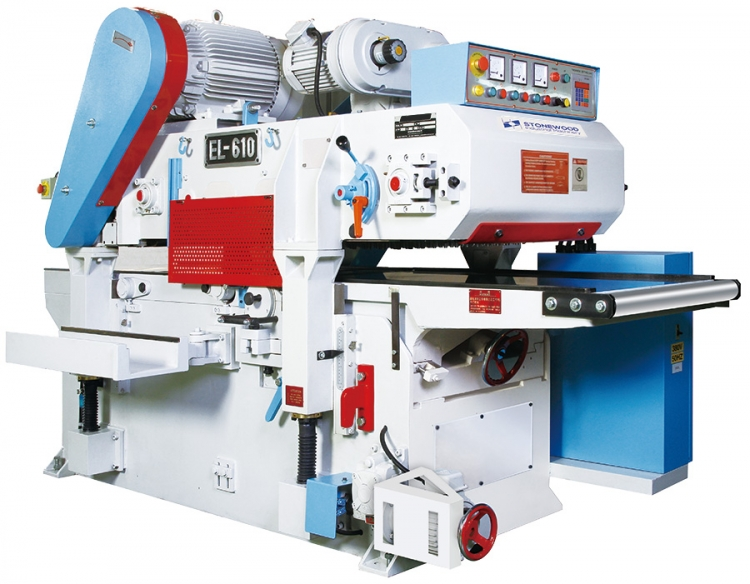 el series es-400 auto double surface planers