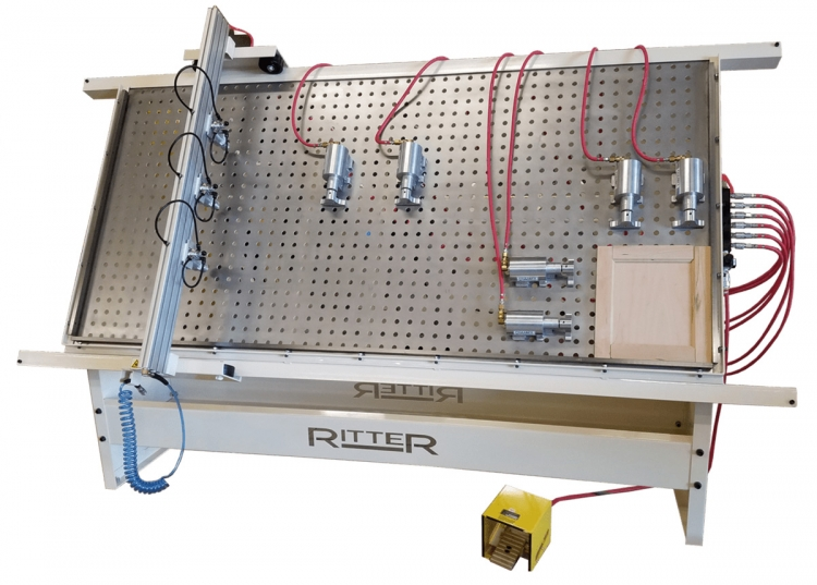r275ea mini face frame and door assy easel