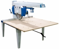 1250/7 radial arm saw