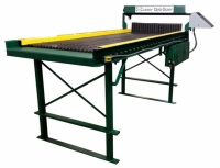 laser opti-sizer panel layup machine
