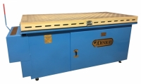 line shaft downdraft table 3672ls