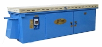 696 tube filtration downdraft table