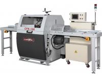 canteen cfs-100 automatic defect cutoff chop saw