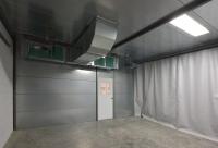 custom downdraft drying room