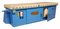 door open 3696 tube filtration downdraft table