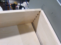 finger dovetail drawer master