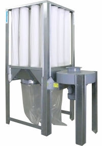 nederman s-500 dust collector