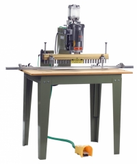 pneumatic 23 spindle one boring machine